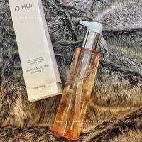 OHUI Miracle Moisture Cleansing Oil Dầu tẩy trang làm sạch bụi bẩn, bã nhờn và lớp trang điểm, phù hợp mọi loại da 150ml
