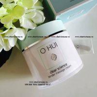 OHUI Tender Massage Creamm Kem massa cung cấp ẩm, tăng cường lưu thông và tuần hoàn máu 230ml
