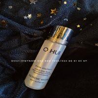 OHUI Extreme White Skin Softener Nước hoa hồng dưỡng trắng da tinh thể tuyết 20ml