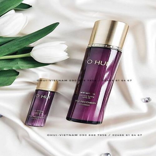 OHUI Age Recovery Emulsion Sữa dưỡng Baby collagen 130ml