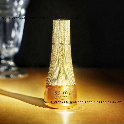 SU:M37 Losec Summa Elixir Serum Tinh chất Tái sinh cải thiện đàn hồi & ngăn ngừa lão hóa 50ml