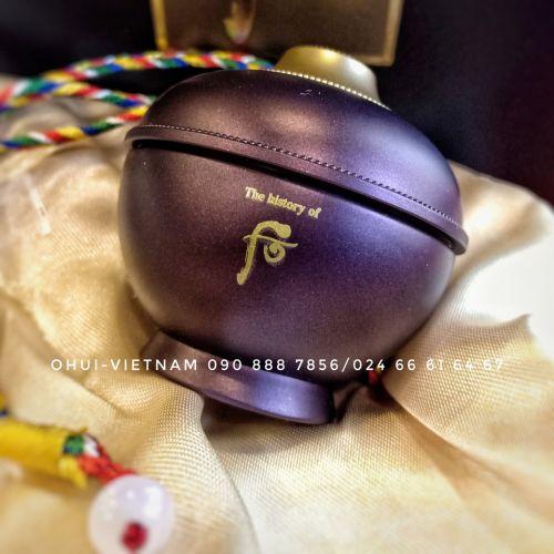 Whoo Hwanyu Go Imperial Youth Eye Cream Kiệt tác Hoàng cung mang lại hiệu quả trẻ hóa 10 năm tuổi cho làn da vùng mắt 4ml