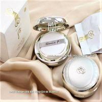 WHOO Radiant White Moisture Cushion Foundation SPF50+/PA+++ Phấn nước trang điểm dưỡng trắng chống nắng 15gx2
