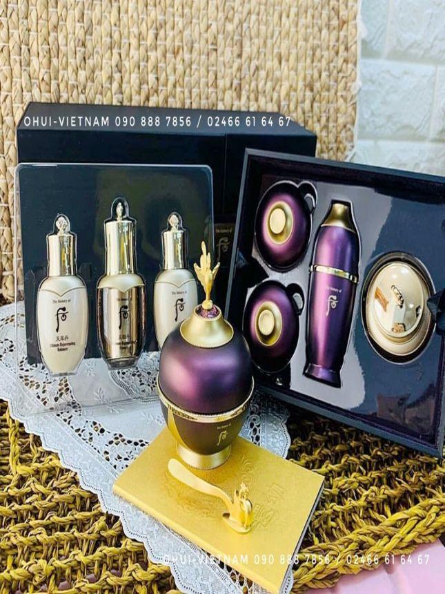 Whoo Hwanyu Go Imperial Youth Eye Cream Kiệt tác Hoàng cung mang lại hiệu quả trẻ hóa 10 năm tuổi cho làn da vùng mắt 25ml